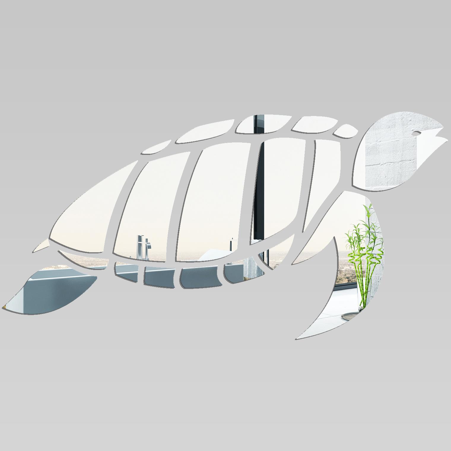 Miroir plexiglass acrylique tortue pas cher for Miroir acrylique