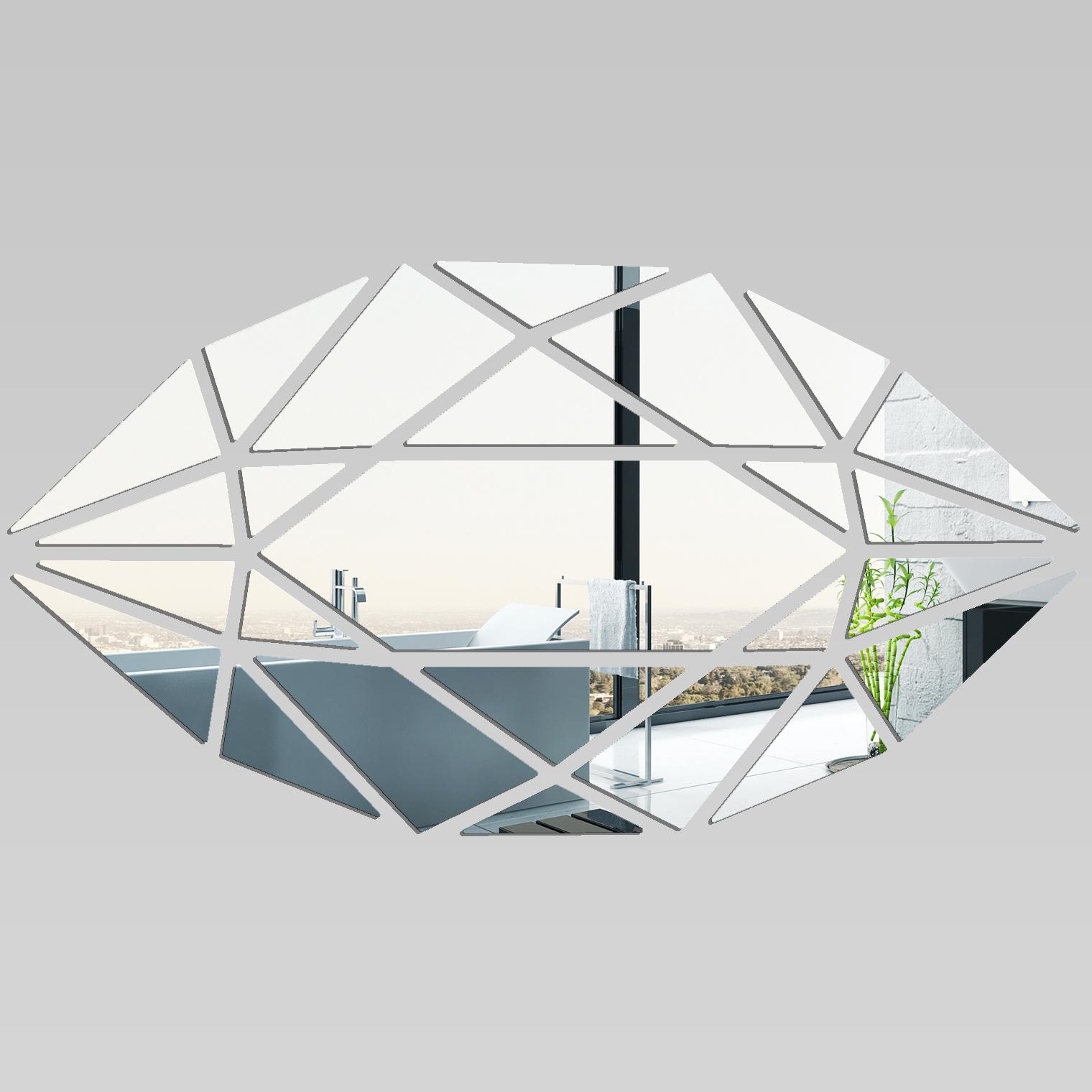 Miroir plexiglass acrylique verticale mosa que pas cher for Miroir acrylique