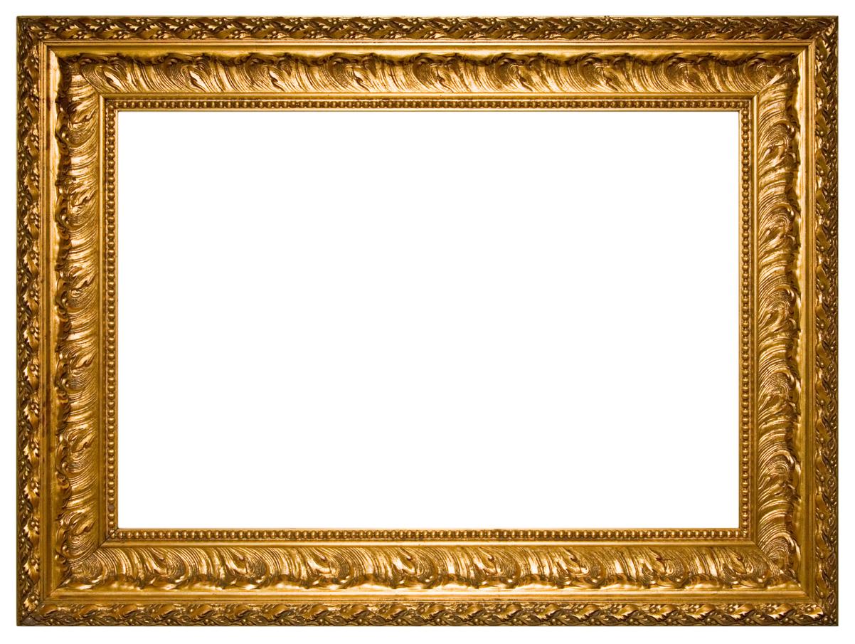 Sticker cadre 5 pas cher - Petit cadre baroque pas cher ...