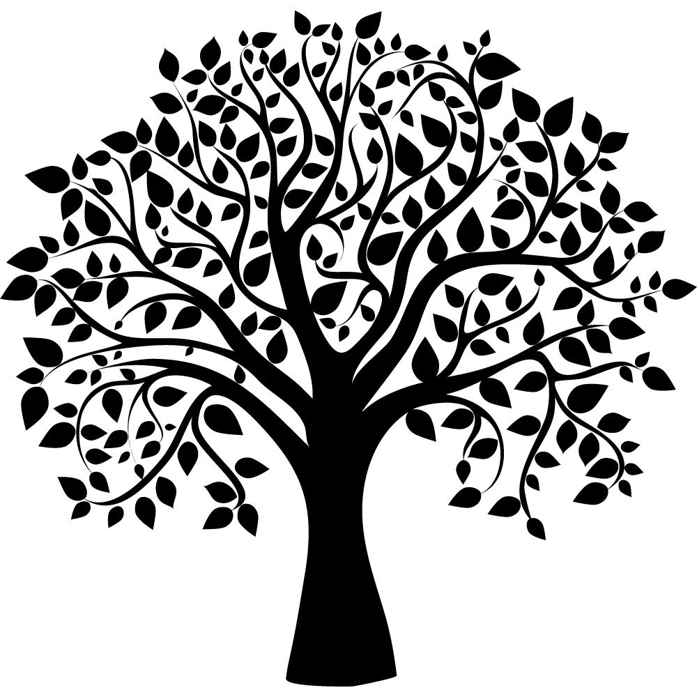 Stickers arbre pas cher - Dessin arbre chinois ...