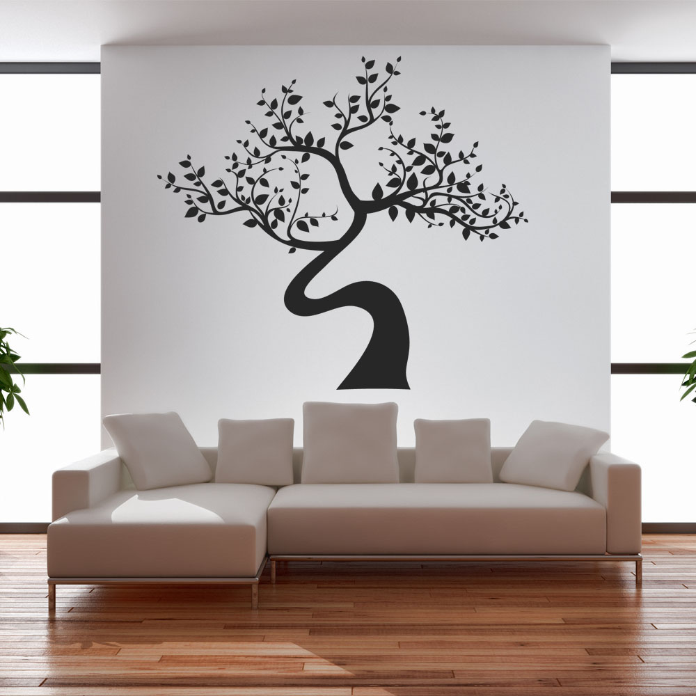 stickers arbre asie pas cher. Black Bedroom Furniture Sets. Home Design Ideas