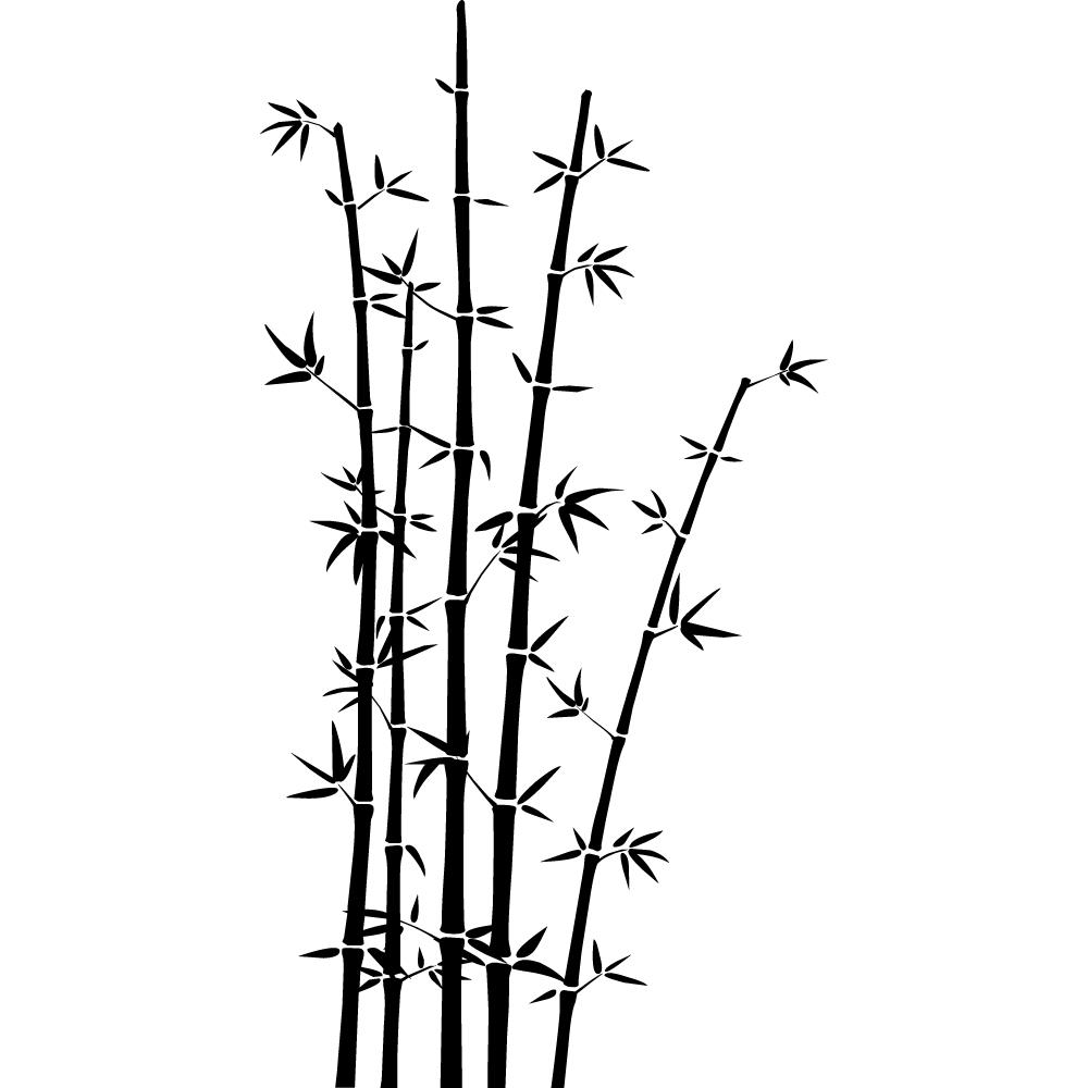 Stunning Bambou Stickersjaponais Gallery - Design Trends 2017 ...