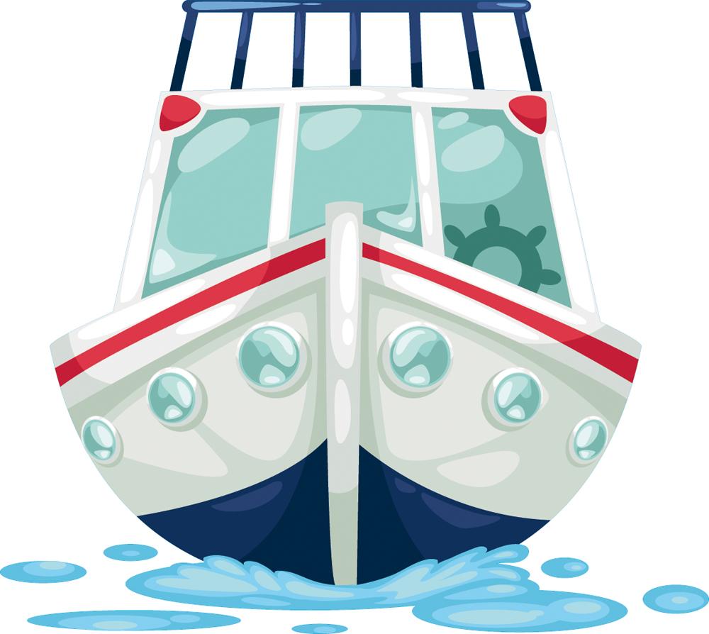 Stickers bateau pas cher for Miroir 90x100
