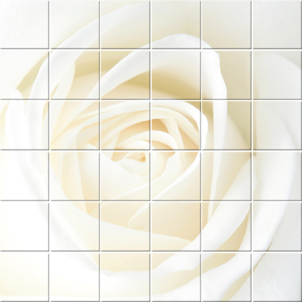 stickers carrelage fleur pas cher. Black Bedroom Furniture Sets. Home Design Ideas