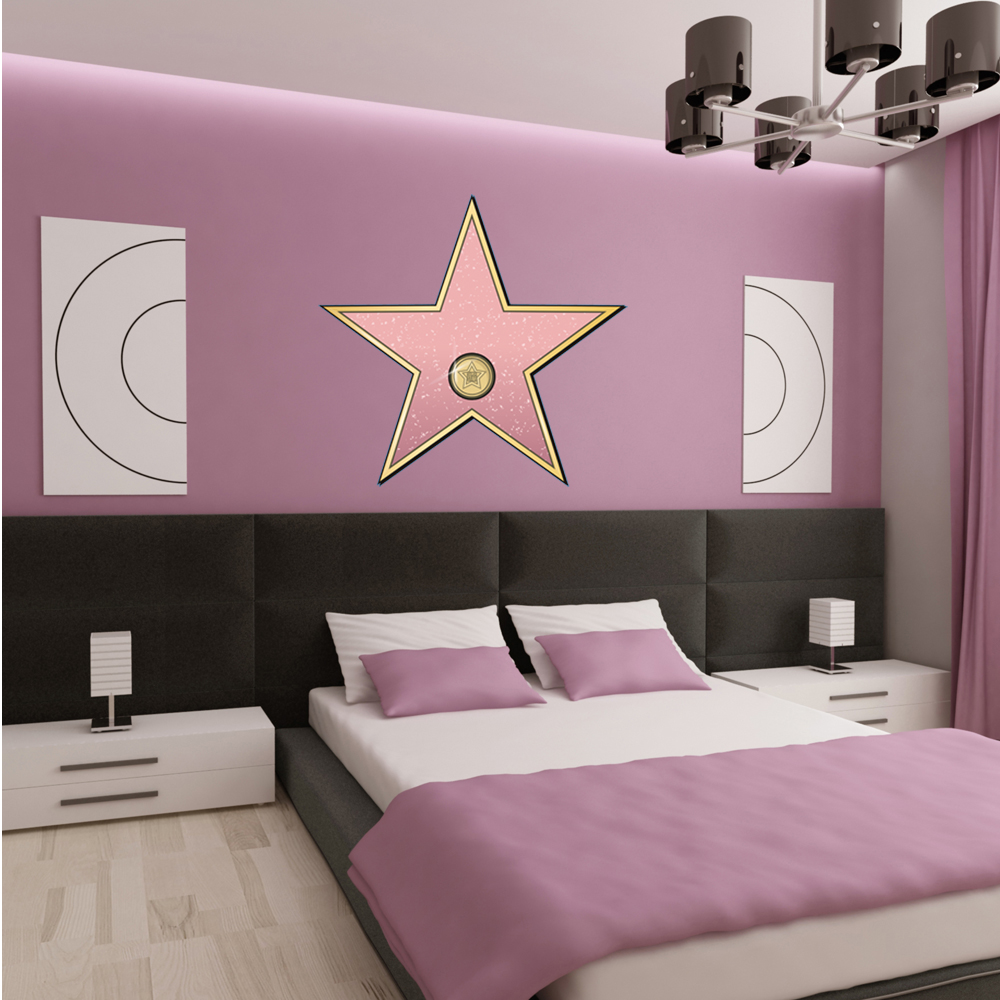 stickers cin ma pas cher. Black Bedroom Furniture Sets. Home Design Ideas