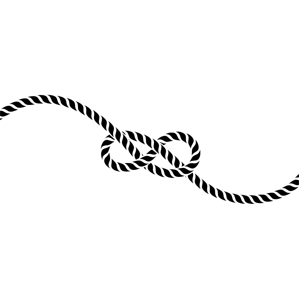 stickers corde noeud marine pas cher. Black Bedroom Furniture Sets. Home Design Ideas