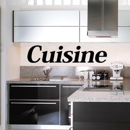 stickers cuisine pas cher. Black Bedroom Furniture Sets. Home Design Ideas