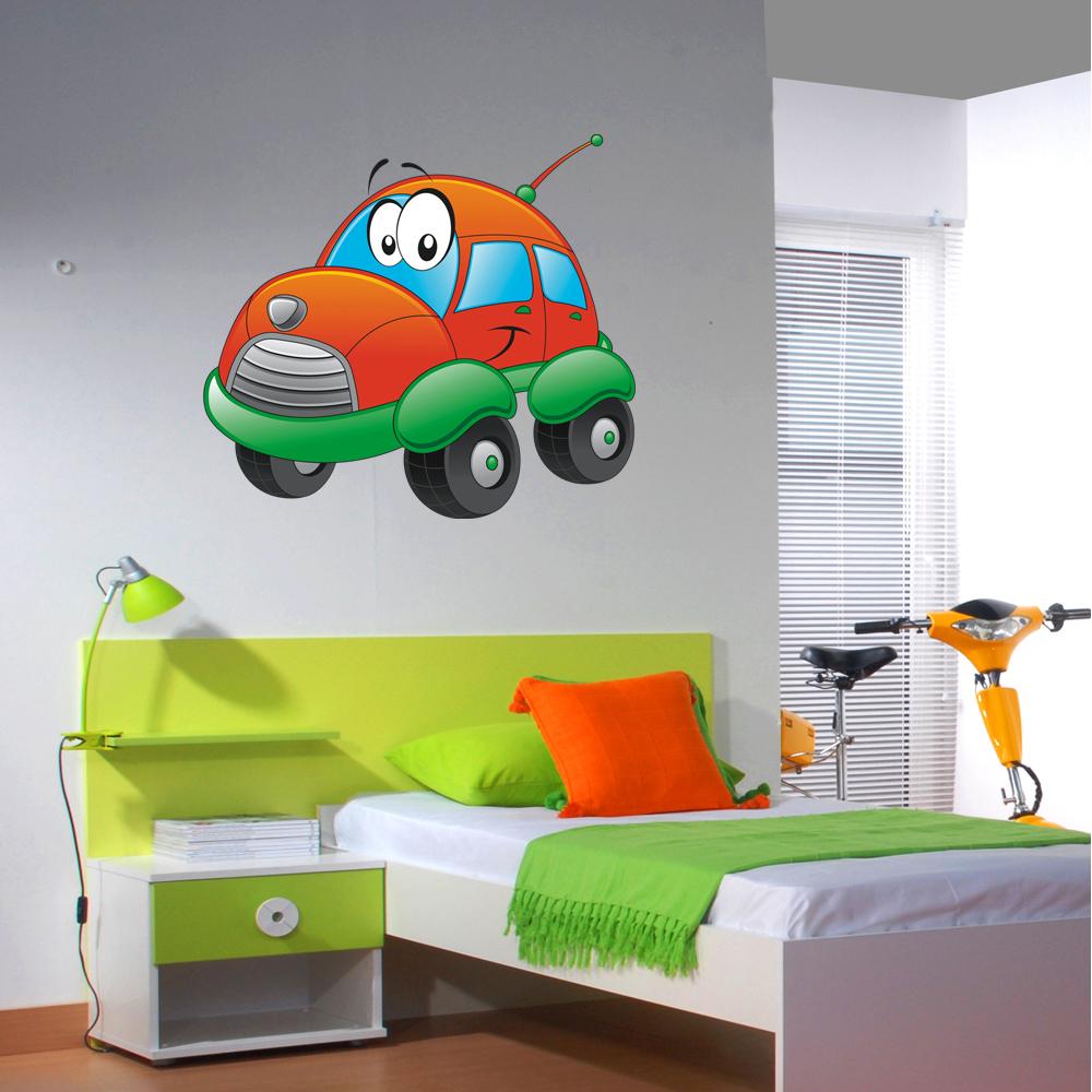 stickers enfant voiture pas cher. Black Bedroom Furniture Sets. Home Design Ideas