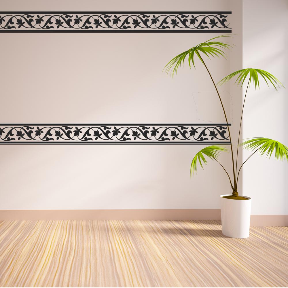 stickers frise pas cher. Black Bedroom Furniture Sets. Home Design Ideas