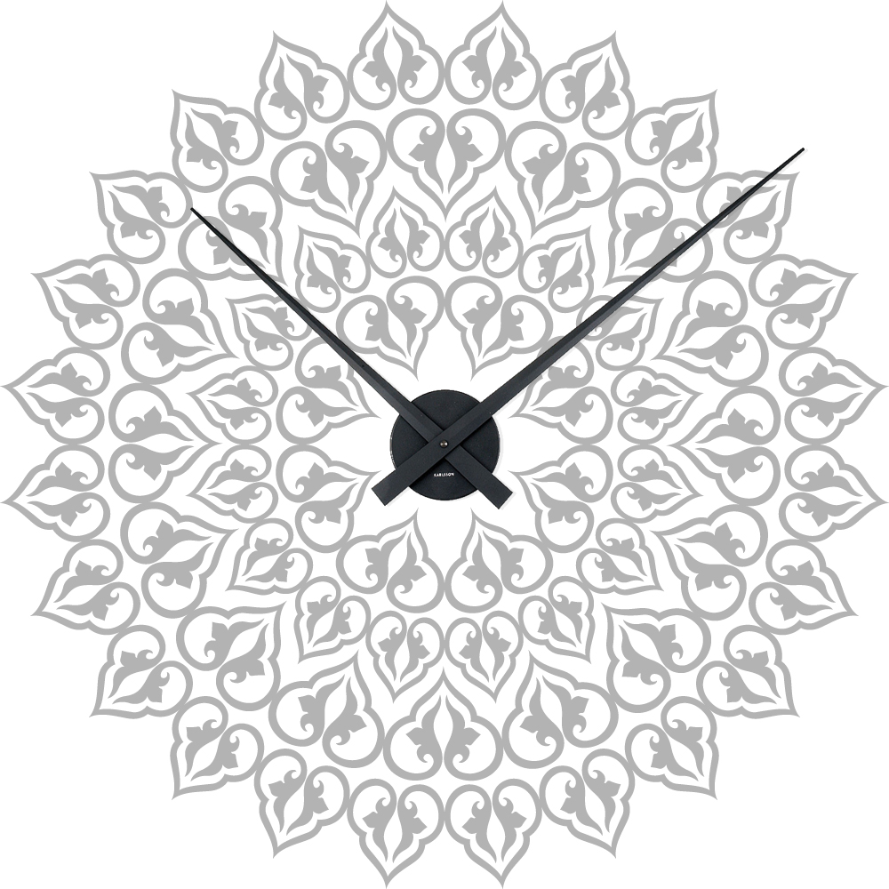 stickers horloge orientale pas cher. Black Bedroom Furniture Sets. Home Design Ideas