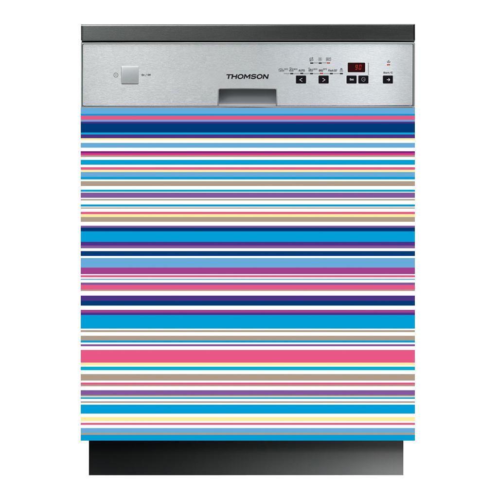 Stickers lave vaisselle design pas cher for Vaisselle pro pas cher