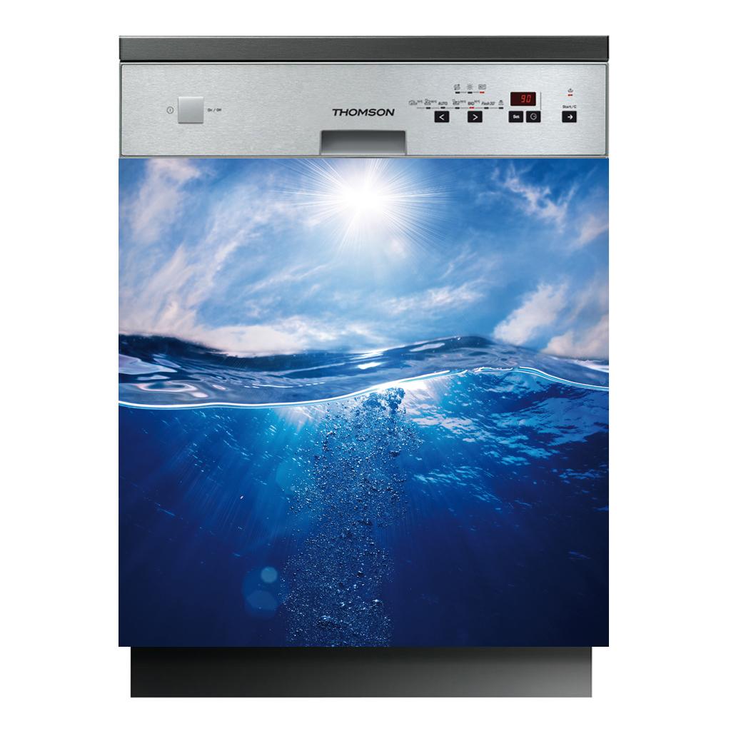 Stickers lave vaisselle eau pas cher - Lave vaisselle consommation eau ...