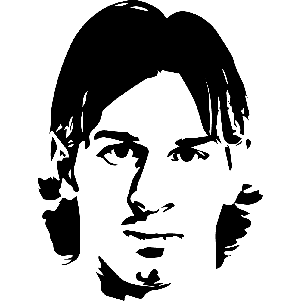 Stickers Lionel Messi Pas Cher