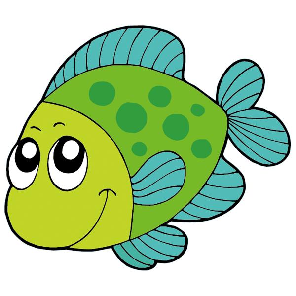 Stickers poisson pas cher - Poisson image ...