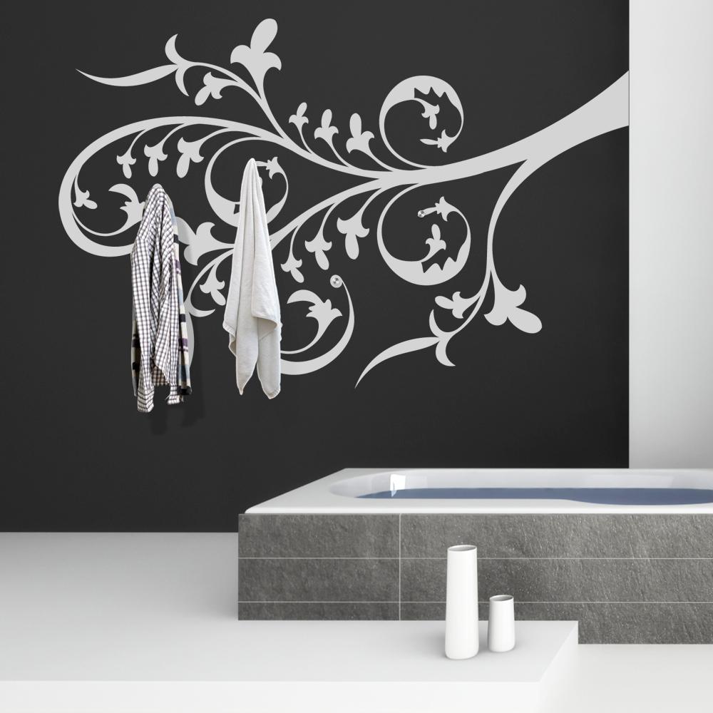 stickers porte manteau branche pas cher. Black Bedroom Furniture Sets. Home Design Ideas