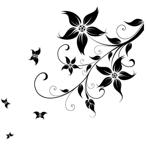 Stickers porte manteau fleur pas cher for Fleur a repiquer pas cher