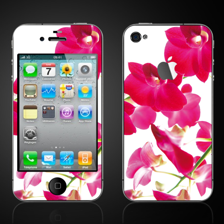 stickers pour iphone pas cher. Black Bedroom Furniture Sets. Home Design Ideas