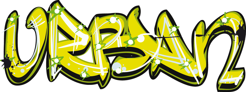 Stickers tag urban Pas Cher