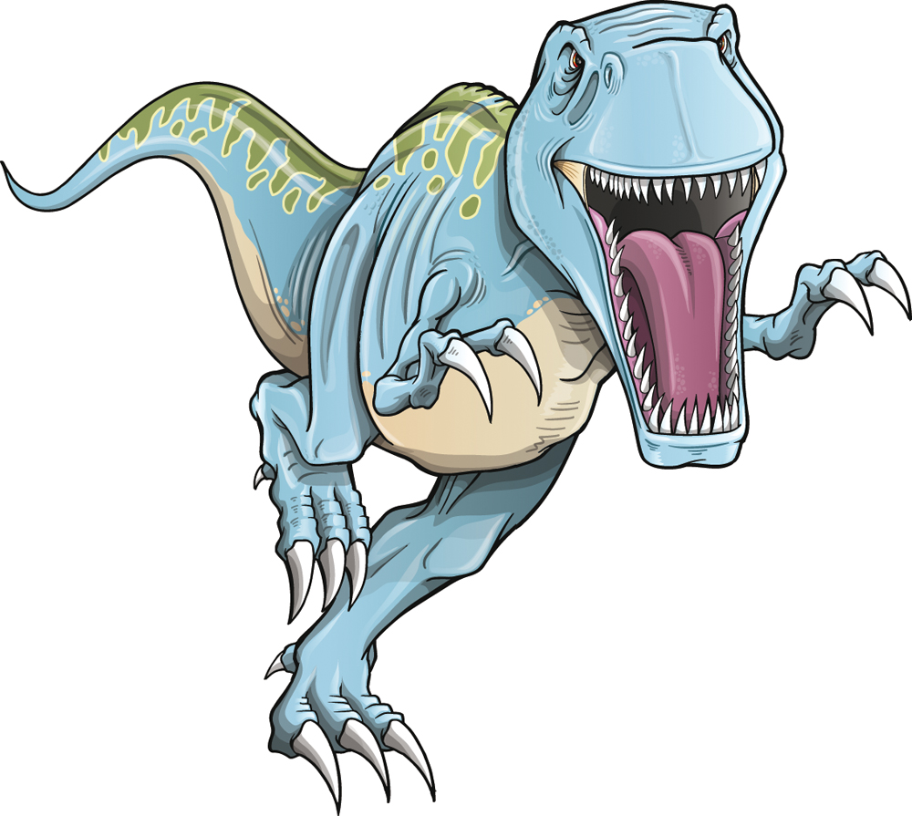 Stickers tyrannosaure pas cher for Miroir 90x100