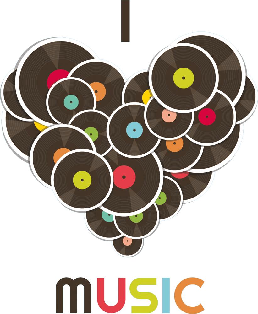 Stickers Vinyl Coeur Pas Cher