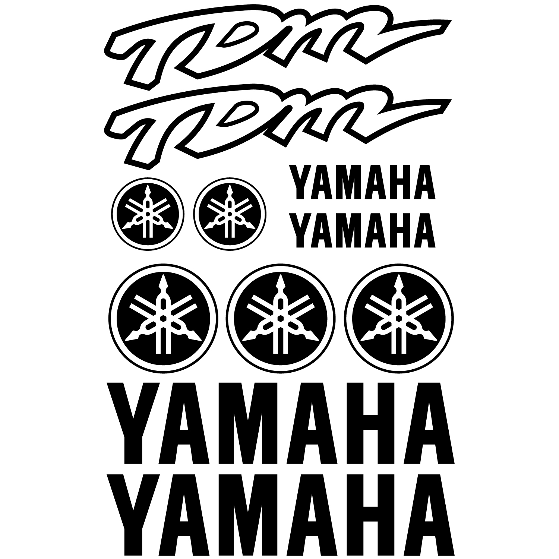 stickers yamaha tdm pas cher