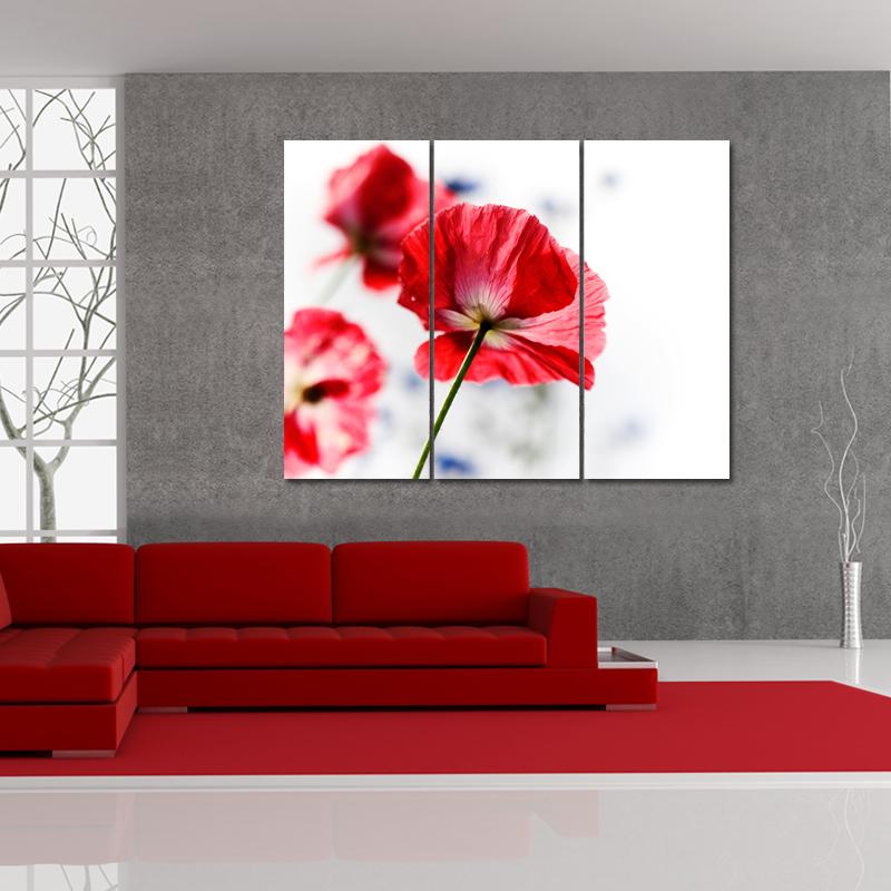 triptyque forex fleur pas cher. Black Bedroom Furniture Sets. Home Design Ideas
