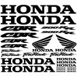 Stickers Honda cbr 900rr