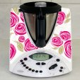 Stickers Thermomix TM 31 Roses