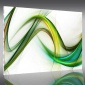 abstraktes Acrylglasbild
