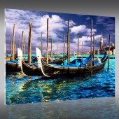 Acrylglasbild Boote