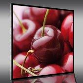 Acrylglasbild Kirschen