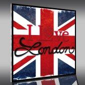 Acrylglasbild London