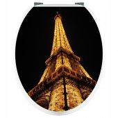Adesivo copri WC Torre Eiffel