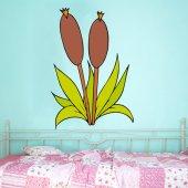 Adesivo Murale bambino fiore