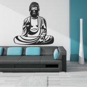 Adesivo Murale Buddha