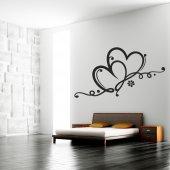 Adesivo Murale cuore