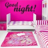 Adesivo Murale good night