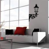 Adesivo Murale lanterna