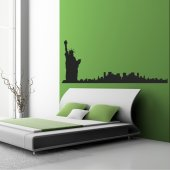 Adesivo Murale new york