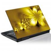 Adesivo per pc portatili fiore grafico