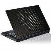 Adesivo per pc portatili grafico nero