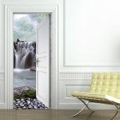 Adesivo per porte cascata