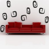 African Set Wall Stickers