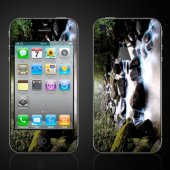 Aufkleber Iphone
