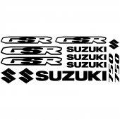 Autocolant Suzuki Gsr 750