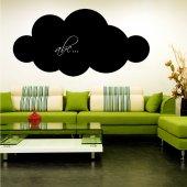 Autocolante ardósia nuvens