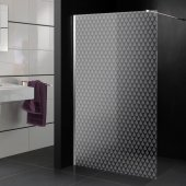 Autocolante cabine de duche gotas de água