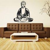Autocolante decorativo Buda