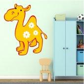 Autocolante decorativo infantil dromedario