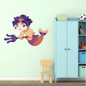 Autocolante decorativo infantil Lucas